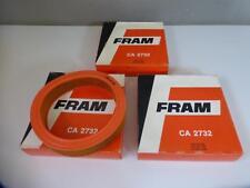 3x Fram Luftfilter CA 2732 Ford Escort L Granada