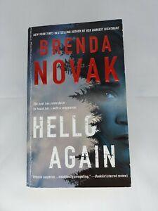 Hello Again by Brenda Novak St.Martins Paperback