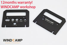 WINDCAMP left &right plate protect Cover case kits for ELECRAFT PX3 Transceiver