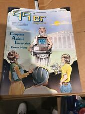 NOS 99'ER MAGAZINE VOL 2 No. 3 TI-99/4A January 1983 9th Issue