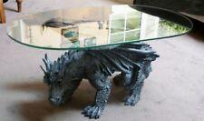 Drachentisch Dragon Couchtisch Tisch Beistelltisch Gothic Halloween Deko DRA651