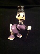 Disney Hagen Renaker 1950s Uncle Scrooge Miniature Figurine Figure McDuck Donald