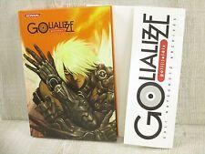 GOLI MATSUMOTO Archives GOLIALIZZE w/Posters Art Works Book KONAMI Ltd *