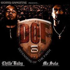 Defenders of the Faith * by Gospel Gangstaz (CD, Nov-2013, Trendency Records)