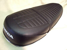 "HONDA CB750K6 SEAT COVER ""QUALITY"" FREE POSTAGE & STRAP"