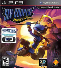 NEW Sly Cooper: Thieves in Time  (Sony Playstation 3, 2012) NTSC