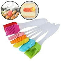 BBQ Sauce Brush Kitchen Basting Tools Reusable Barbecue Food Pastry Brush 10PCS