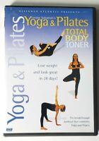 Louise Solomon's Yoga & Pilates: Total Body Toner - DVD By Louise Solomon