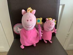 Ty Beanie Princess Peppa Pigs Plush Toys