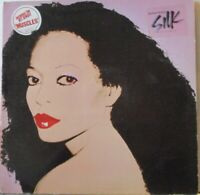 DIANA ROSS - Silk ~ GATEFOLD VINYL LP