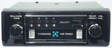 Vintage Car Stereo w/ 8-tracks  Player Pioneer (((Old School)))