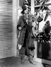 8x10 Print Errol Flynn Captain Blood 1935 Costumed #EF32