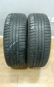 2X265/60 R18 110H M+S CONTINENTAL 4X4 WINTER CONTACT MO TREAD 6mm Approx