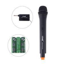 Kabel Wireless Handheld Mikrofon Microfon Mic Empfänger Receiver Studio