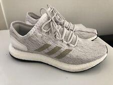 c1360e5e83541 Adidas Pureboost White US 9 UK 8.5 Worn Twice