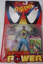 Spiderman Spider Power Series Street Warrior & Spider Sense Action Figures []