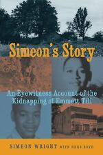 Simeon's Story: An Eyewitness Account of the Kidnapping of Emmett Till-ExLibrary