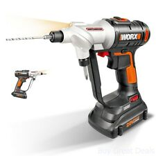Worx Switchdriver Drill Driver 2 In 1 2 Speed Motor Cordless Drill, WX176L New