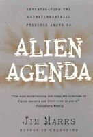 Alien Agenda : Investigating the Extraterrestrial Presence Among Us, Paperbac...