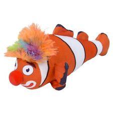 "10.5"" Comical Clown Fish Plush Stuffed Animal Ocean"