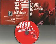 AVRIL LAVIGNE Losing Grip Ultra Rare 2002 USA PROMO DJ Radio CD Single  MINT