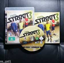 FIFA Street 3 (Sony PlayStation 3, 2008) PS3 - FREE POSTAGE