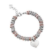2 jewels Bracciale donna acciaio 316l 231198 collezione Melody Beatrice Valli