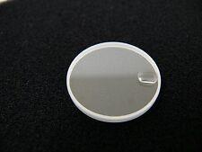 Saphirglas mit Dichtung 27.9 mm Cyclop für ROLEX TUDOR  PRINCE 72033 Uhrenglas