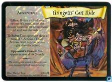 Harry Potter TCG Base Set Gringotts' Cart Ride FOIL 6/116