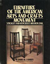Stickley Roycroft Mission Arts Crafts Furniture Identification + Marks / Book