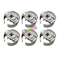CKPSMS Brand #503855 New Metal BOBBINS fit for Elna AIR Electronic Carina Jubilee Lotus Star 50PCS