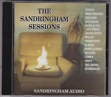 The Sandringham Sessions - Various Artists - CD (DIVCD0001 Division Records)