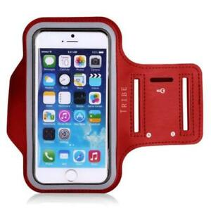 """Tribe Fitness AB37 Armband for iPhones, Samsung Galaxy S, Up to 6"""" Screen (New)"""