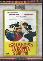 DVD When The Pair Breaks Out With E.Montesano D.By Lazzaro New 1981