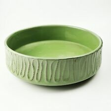 More details for ~ vintage ~ royal barum ware ch brannam ~ rope loop bowl planter ~ 10