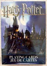 Harry Potter Hogwarts Castle Playing Cards Sealed!