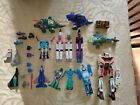 Vintage 1980's G1 Transformers Lot With Some Accessories For Sale