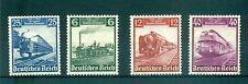 TRENI - TRAINS GERMANY DEUTSCHES REICH 1935