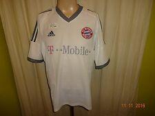 "FC Bayern München Adidas Auswärts Trikot 2002-2004 ""-T---Mobile-"" Gr.L Neu"