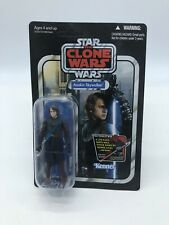 STAR WARS VINTAGE COLLECTION ANAKIN SKYWALKER VC92 UNPUNCHED Dent In Bubble