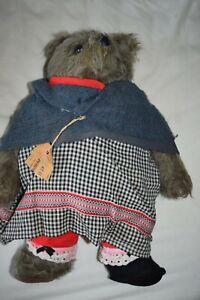 Rare Aunt Lucy Retired Bears Paddington Bear 1978 Gabrielle Designs Vintage