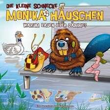 CD * DIE KLEINE SCHNECKE MONIKA HÄUSCHEN - HSP 44 - WARUM BAUEN BIBER # NEU OVP!