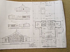 Custom House Plan 1 Story 2 Bed 2 Bath 1277 AC Sq Ft Lake House Optional Carport
