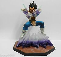#ds2~ BANDAI DragonBall Z DBZ SS VEGETA COLLECT COOL STYLE FIGURE