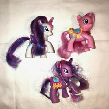 My Little Pony Mlp G4 Friendship is Magic FiM Shine Bright Figure Lot Doll Plush