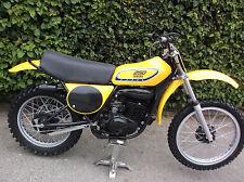 1976 Yamaha YZ