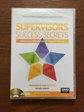 Supervisors Success Secrets (Dvd-Rom) by Dan Couladis SkillPath Seminars - New