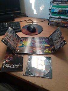 PC Spiel Guild Wars Nightfall Mit Manuskript Und Schnellreferenz