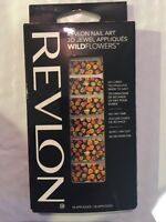 Revlon~ NAIL ART 3D Jewel Appliques Wildflowers - 03 VINTAGE VIBE