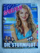 TV Spielfilm Heft 04/06, 18.02. - 03.03.2006, mit Titelblatt Yvonne Catterfeld